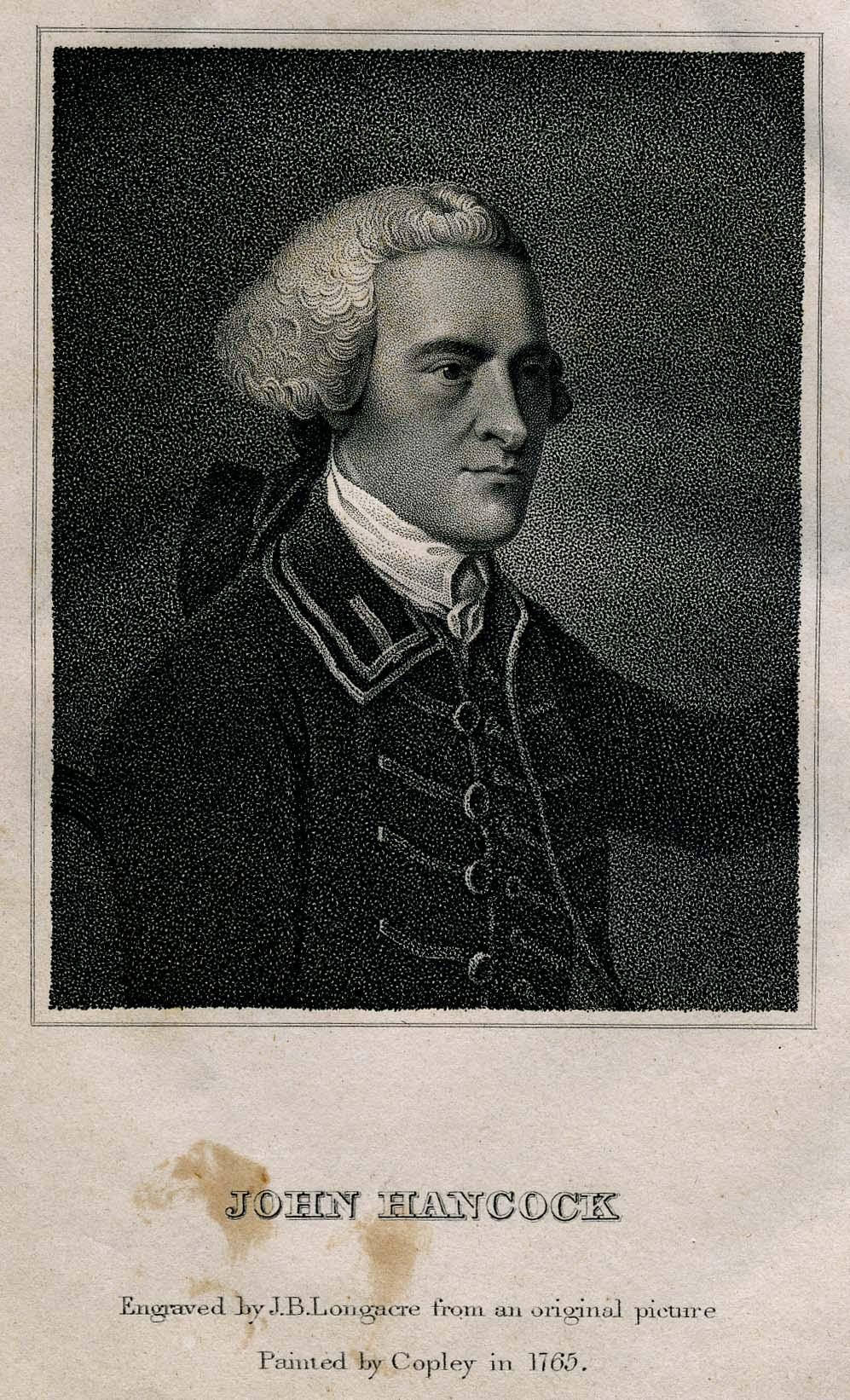Hancock portrait