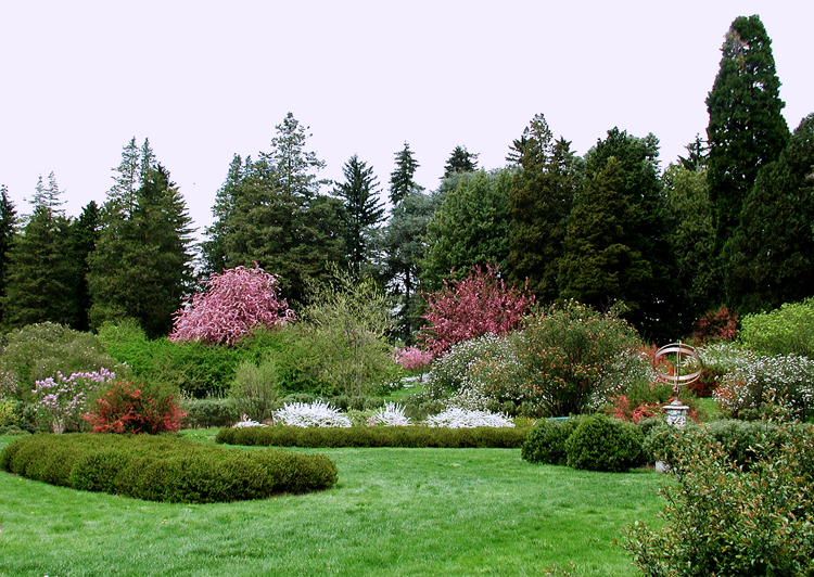 Sundial Garden, Winterthur. Photo: Ruth Joyce