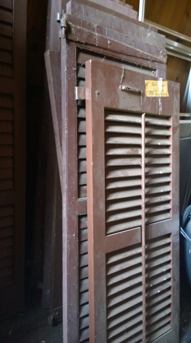 Original shutters