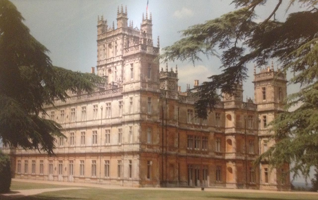 downton estate