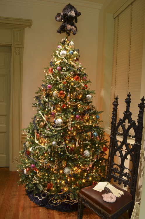 Yuletide Meets Downton Abbey | Winterthur Museum & Library Blog