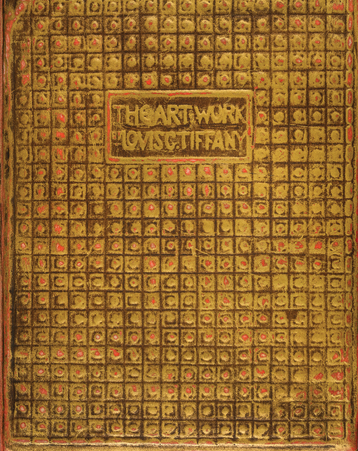 The Art Work of Louis C. Tiffany (Garden City, N.Y.: Doubleday, 1914). This personal copy belonging to Louis C. Tiffany is now owned by Winterthur Library.