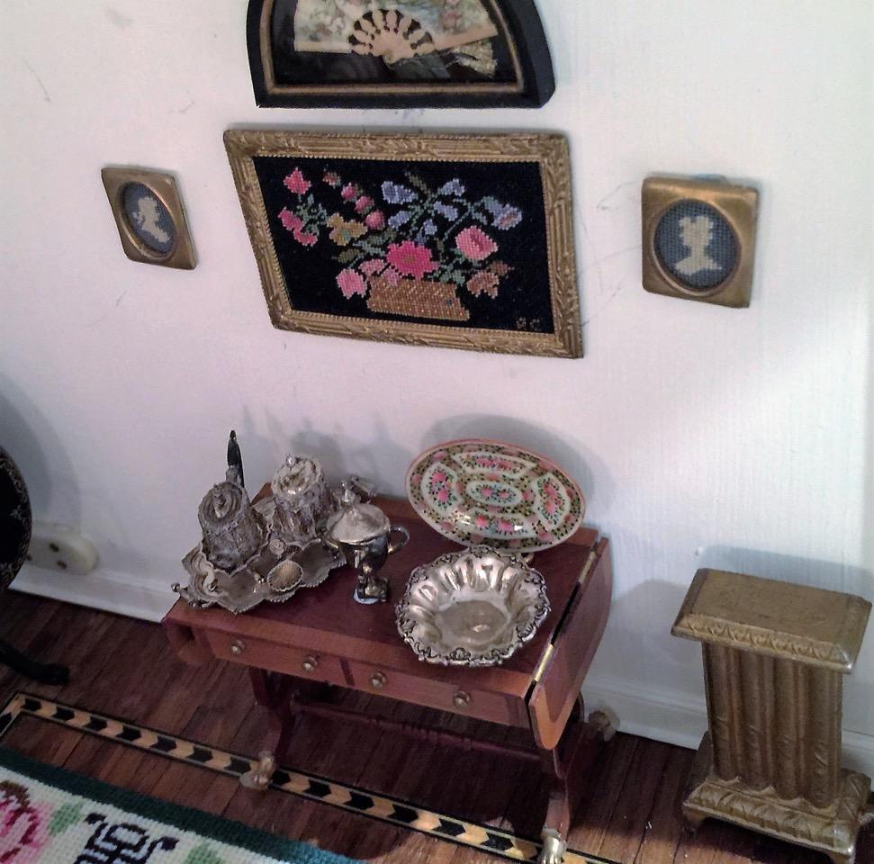 Room3-7- close up of tea set